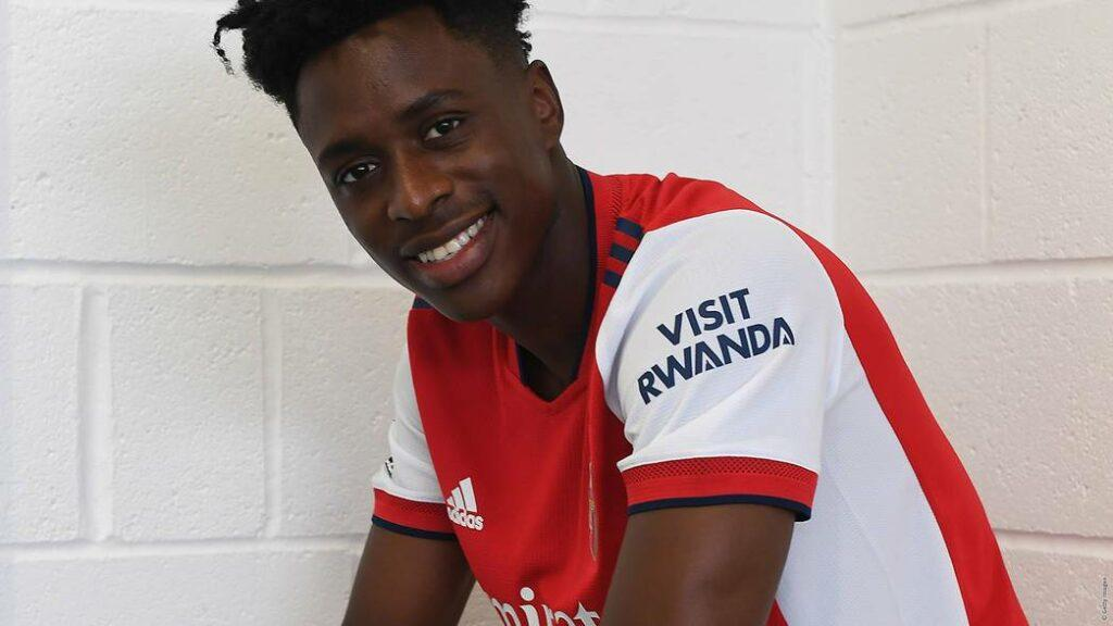 Arsenal completes signing of Albert Lokonga from Anderlecht