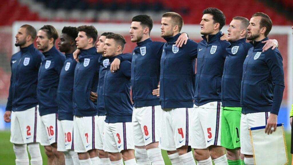 EURO 2020 England