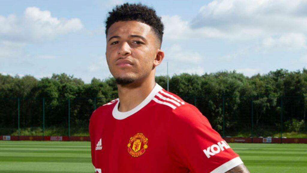 OFFICIAL: Jadon Sancho joins Man United on long-term deal
