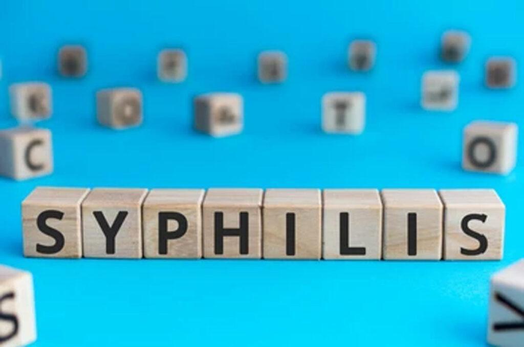 syphilis gay men
