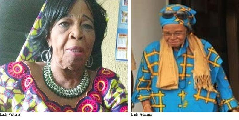 Former first ladies, Victoria Aguiyi-Ironsi, Adanma Opara dead