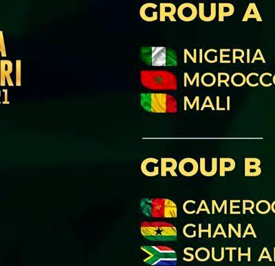 AISHA BUHARI CUP: Draw marks countdown to kick off