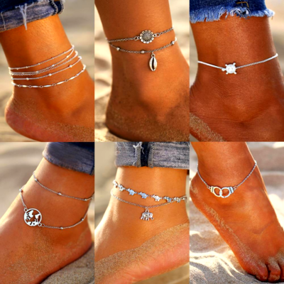 Anklets: Tradition or fashion?