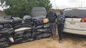 Raids: NDLEA recovers 8,268kg of cocaine, heroin - Vanguard News