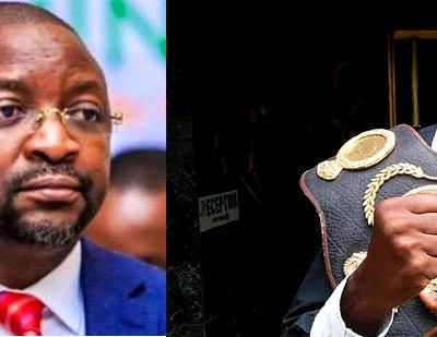 Tokyo Olympics Debacle: Sports Minister, shouldn't be blamed, says Oboh, ex-boxing champ