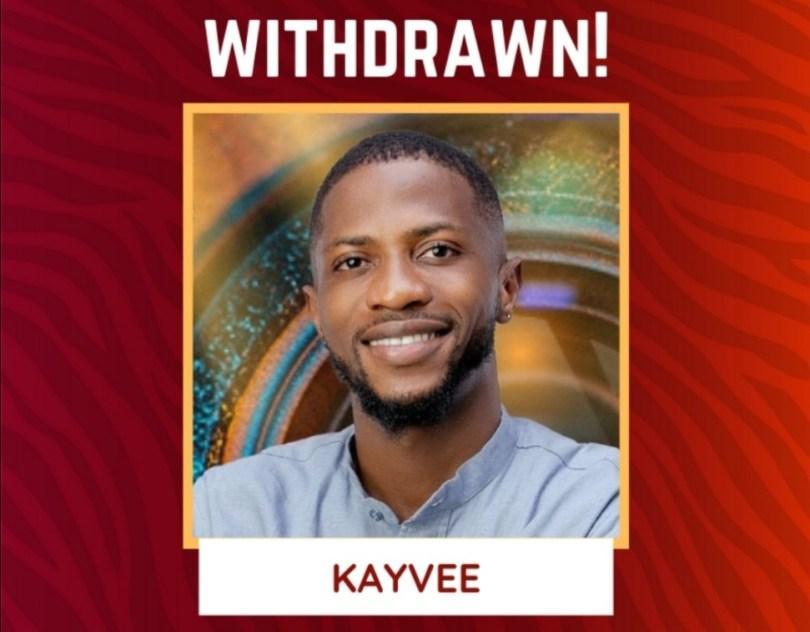 BBNaija: Kayvee Withdraws From Show Due To Health Issues
