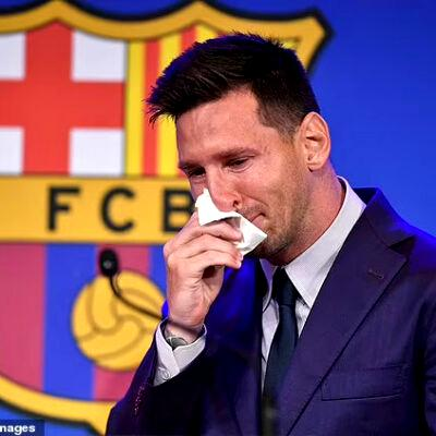 Barcelona: I wanted to stay, says tearful Lionel Messi; heads for PSG