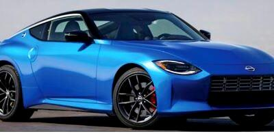 Nissan empowers new Z model with 400-horse power