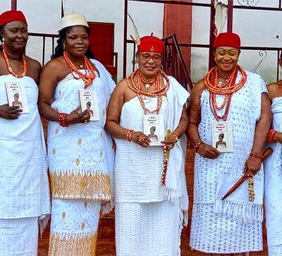 Female monarchs meet in Delta over Anioma culture