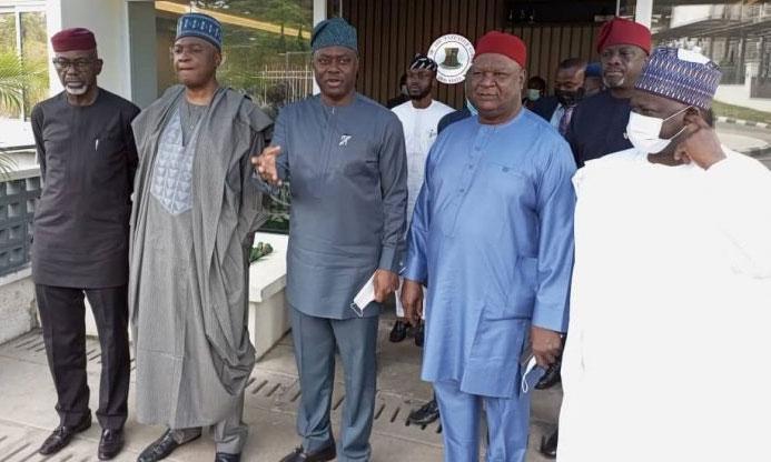 Oyo PDP Crisis: Saraki-led PDP reconciliation c'ttee meets Makinde
