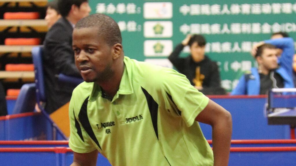PARALYMPIC GAMES: Bad start for Team Nigeria in Table Tennis