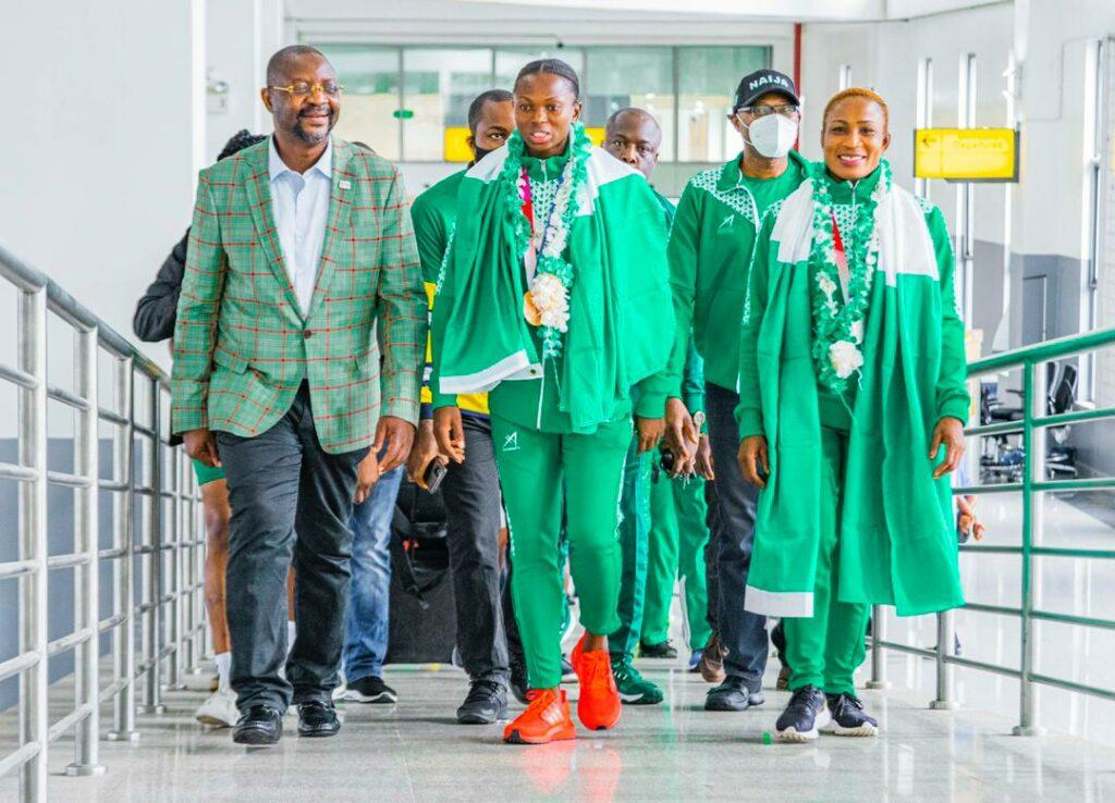 NOC commends Team Nigeria on Tokyo Olympics performance