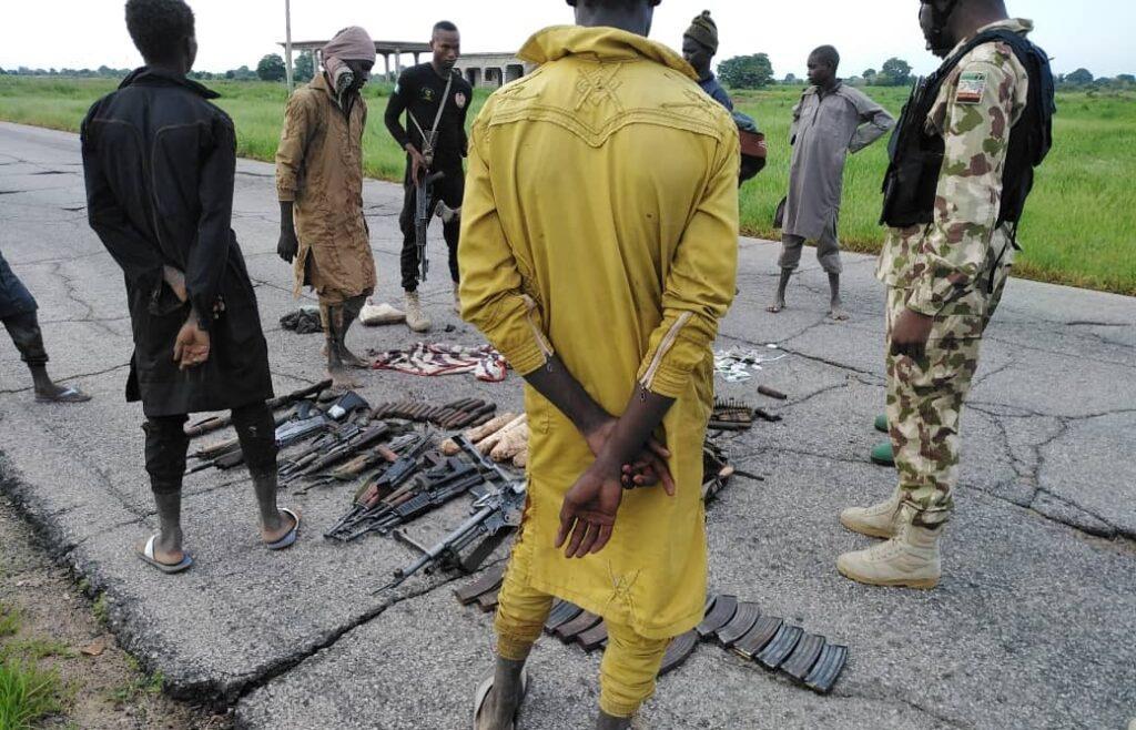 Terror War: 78 more Boko Haram/ISWAP terrorists, families surrender as troops intensify offensive operations