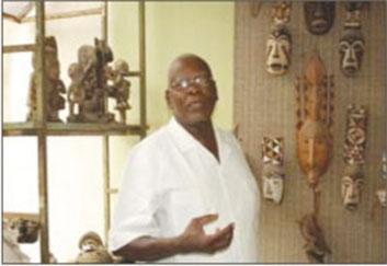 BREAKING: Legendary artist, Yusuf Grillo, dies at 87