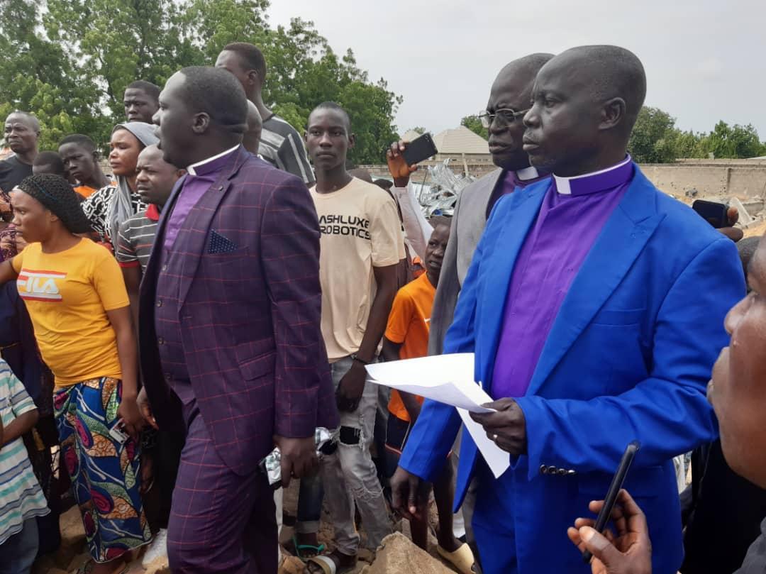 Borno Church Demolition: