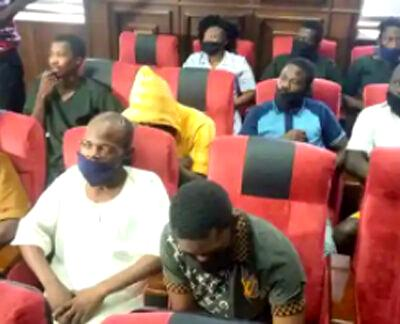 'One chance' thieves hijacked our case file on suit by Igboho's associates — DSS