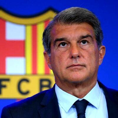 'Barcelona has a debt of €1.35bn', Laporta reveals
