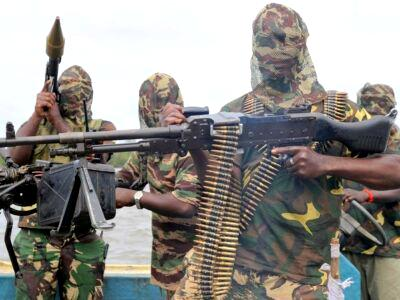 Tension as ex-militants, militants clash in Delta creek