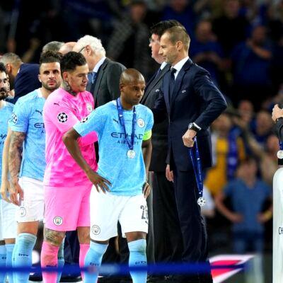 Supercomputer predicts City to win Champions League