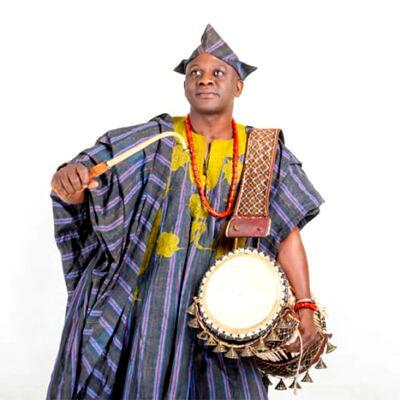 Prince Adewale Laoye serenades fans with 'Omo Yoruba'