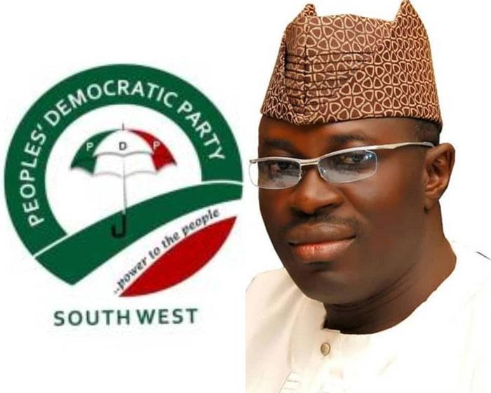 Pursue political aspirations with love, peace, Arapaja, PDP Vice Chair tasks party faithful