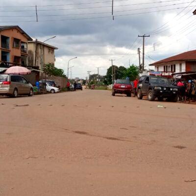 Buhari's visit to Igboland