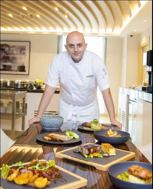 Marriott gets new Executive Chef