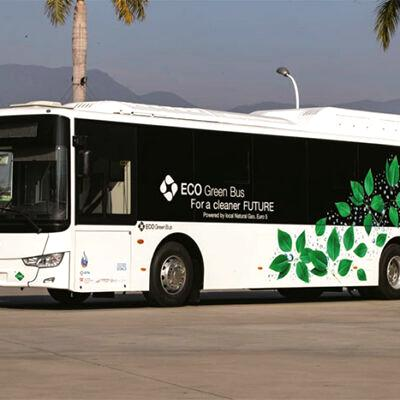Green Environment: ECO bus targets Nigerian market with full range
