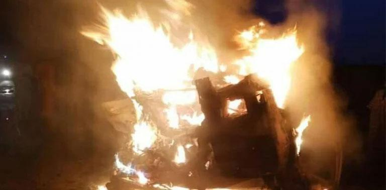 Many dead, burnt beyond recognition in Bauchi auto crash
