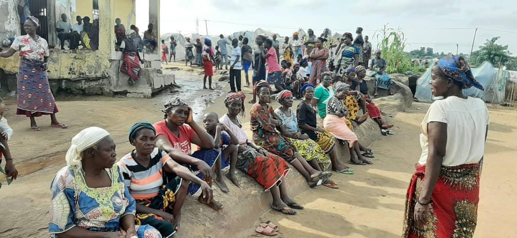 IDPs in Benue