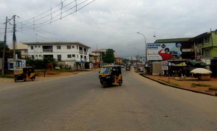 Sit-At-Home: Vehicular movements in Onitsha, Nnewi; markets, banks, others shut