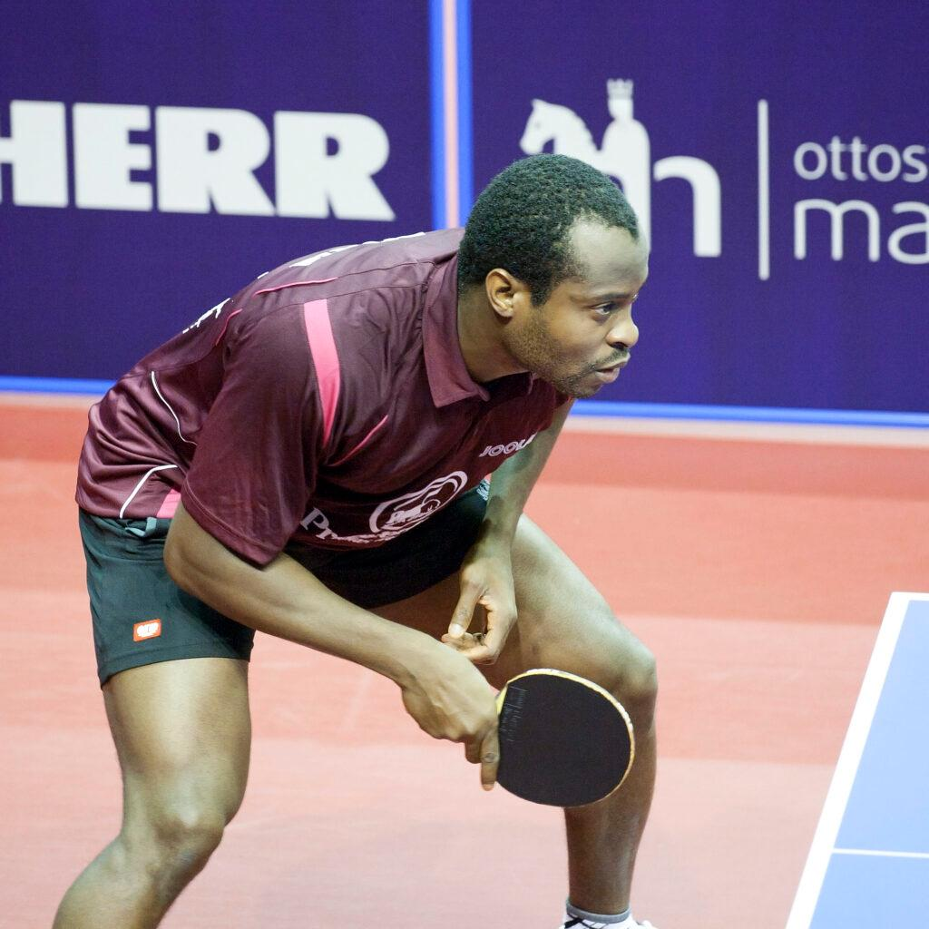 TABLE TENNIS: Quadri becomes first African to crack ITTF Top 15