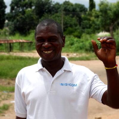 Men and Menstruation: How I became ambassador for menstrual health, hygiene — Iorungwa Targema