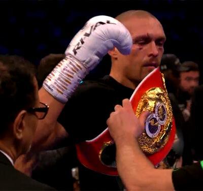 BREAKING: Usyk beats Anthony Joshua to become heavyweight champion