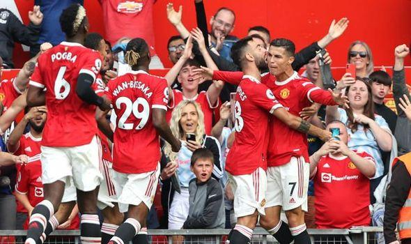 Ronaldo takes centre stage as Man United rout Newcastle 4-1