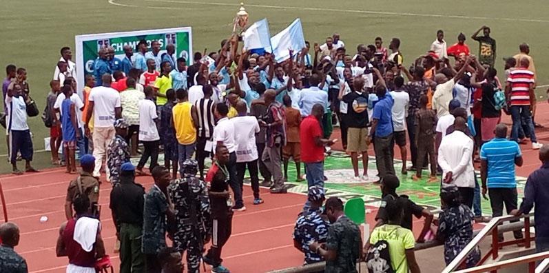 Niger Tornadoes emerge NNL Super 8 champions