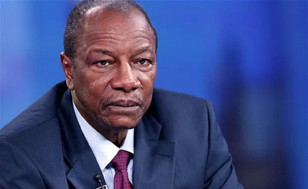 Guinea President Conde captured, govt dissolved, coup leader declares