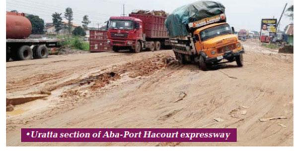 Agony in South-East as most federal roads collapse