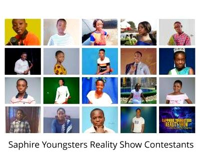 20 teenagers battle for scholarship, brand ambassador deals in Saphire Youngsters reality TV