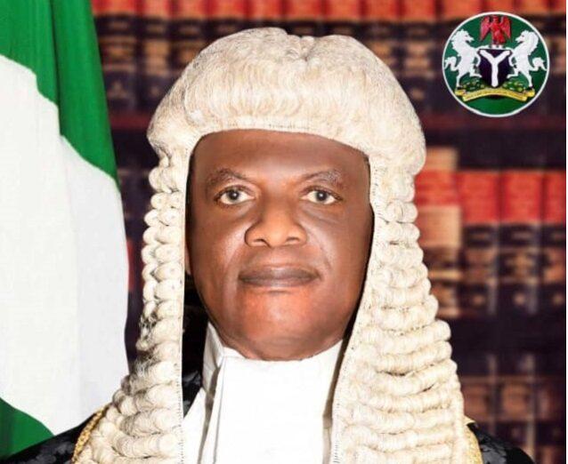 Supreme Court Justice, Oseji, dies at 67