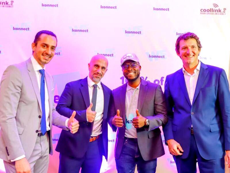 Satellite broadband: Konnect, Coollink join forces to deliver Superfast Internet