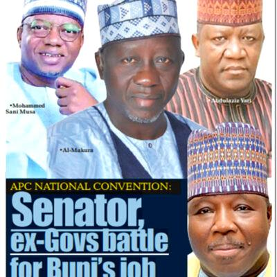 APC National Convention: Senator, ex-govs battle for Buni's job