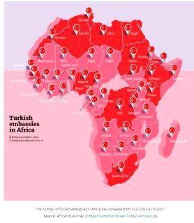 Illegal transportation of African uranium