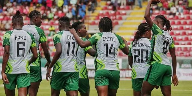 Aisha Buhari Cup: Monday gifts Nigeria precious victory on opening day!