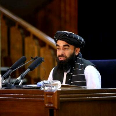 Afghanistan's interim Taliban government holds first cabinet meeting