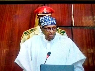 Sit-up, Buhari tells his ministers