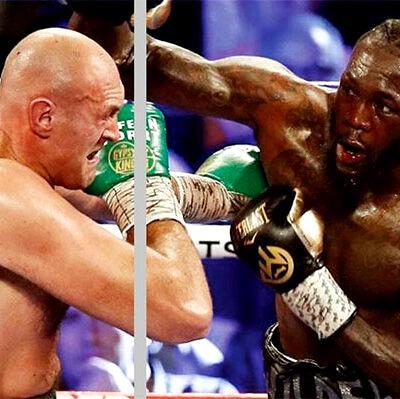 Fury, Wilder in final showdown