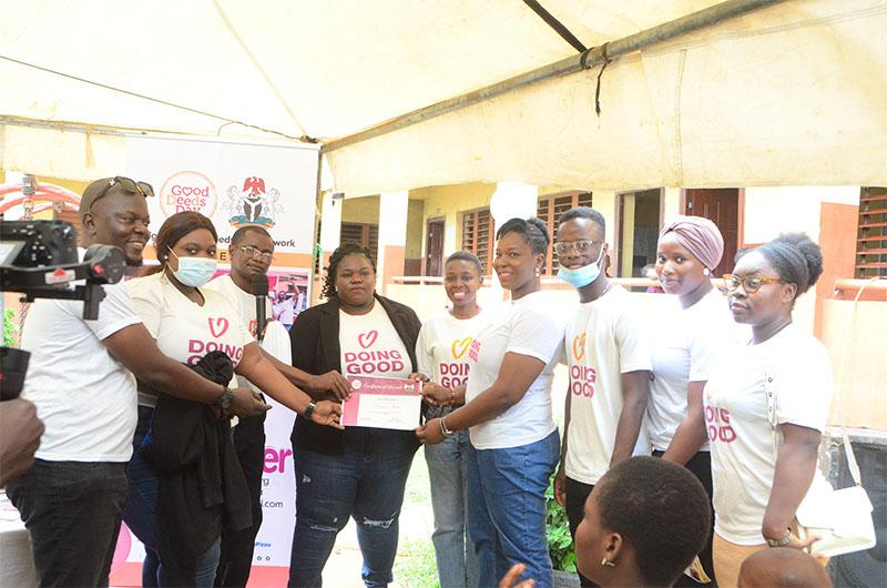 Lagos launches Good Deeds Day