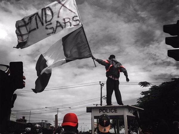 EndSARS, protest in Nigeria