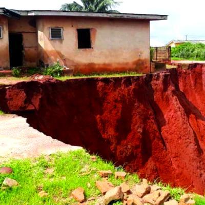 Edo erosion